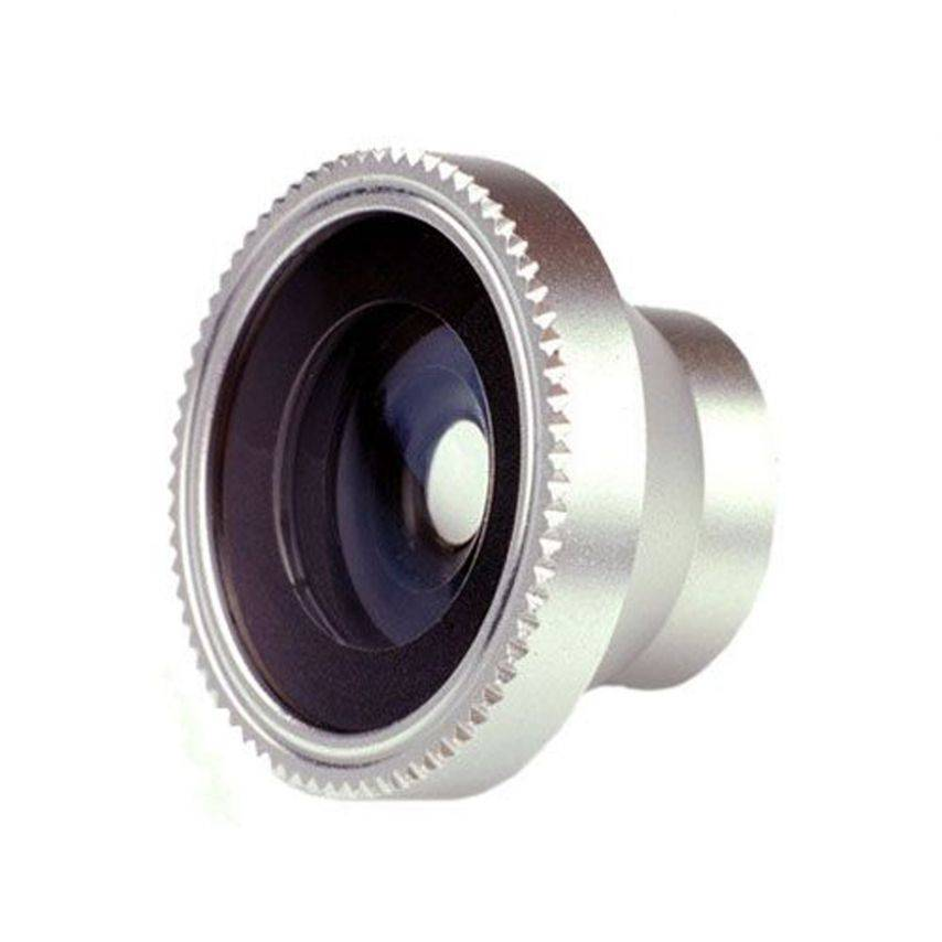 Vue complémentaire de Objectif Fish-Eye 180° Magnetique Photo / Video iPhone 3G / iPhone 4 / 4S