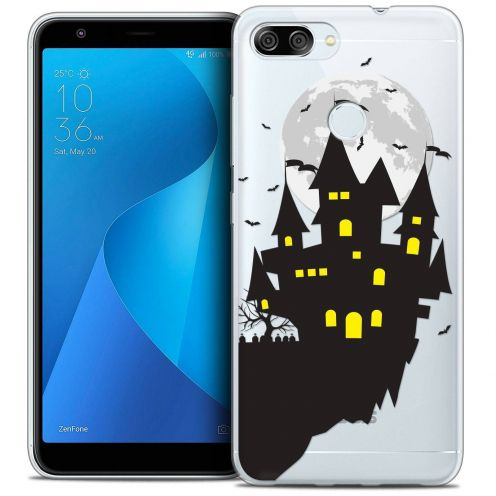 "Coque Crystal Gel Asus Zenfone Max Plus (M1) ZB570TL (5.7"") Extra Fine Halloween - Castle Dream"