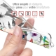 """Coque Crystal Gel Asus Zenfone Max Plus (M1) ZB570TL (5.7"""") Extra Fine Polygon Animals - Loup"""