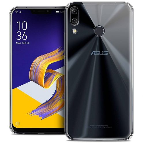 """Coque Asus Zenfone 5z ZS620KL (6.2"""") Extra Fine Souple Crystal Clear"""