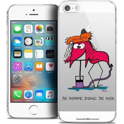 Coque iPhone 5/5s/SE Extra Fine Les Shadoks® - Donc Je Suis