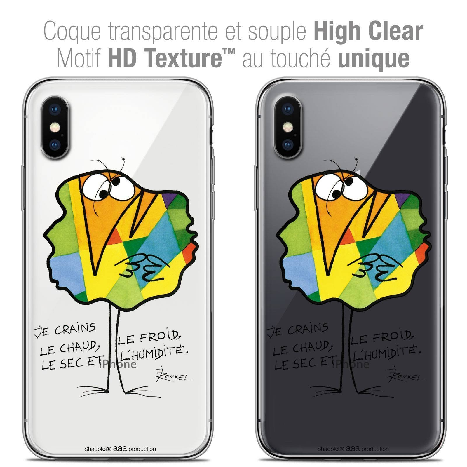 coque iphone xs froid