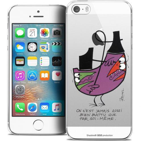 Coque iPhone 5/5s/SE Extra Fine Les Shadoks® - Soi-Même