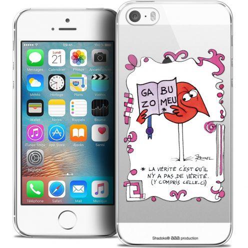 Coque iPhone 5/5s/SE Extra Fine Les Shadoks® - La Vérité
