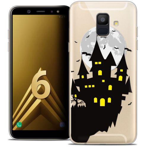 """Coque Crystal Gel Samsung Galaxy A6 2018 (5.45"""") Extra Fine Halloween - Castle Dream"""