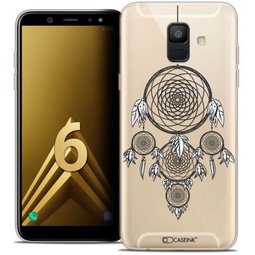 """Coque Crystal Gel Samsung Galaxy A6 2018 (5.45"""") Extra Fine Dreamy - Attrape Rêves NB"""