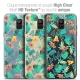 "Coque Crystal Gel Samsung Galaxy A6 2018 (5.45"") Extra Fine Spring - Tropical"