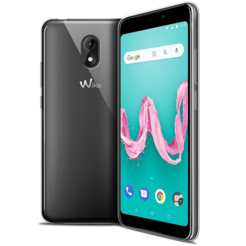 """Coque Wiko Lenny 5 (5.7"""") Extra Fine Souple Crystal Clear"""