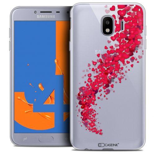 "Coque Crystal Gel Samsung Galaxy J4 2018 J400 (5.5"") Extra Fine Love - Tornado"