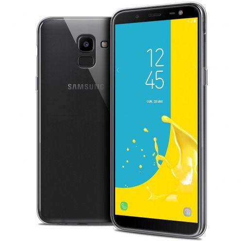 "Coque Samsung Galaxy J6 2018 J600 (5.6"") Extra Fine Souple Crystal Clear"