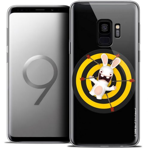 "Coque Gel Samsung Galaxy S9 (5.8"") Extra Fine Lapins Crétins™ - Target"