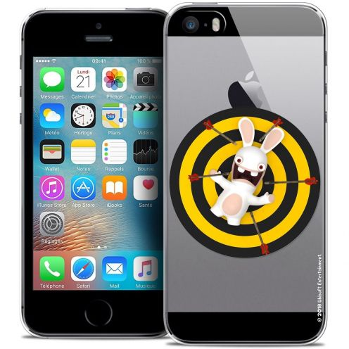 Coque iPhone 5/5s/SE Extra Fine Lapins Crétins™ - Target