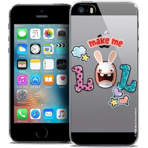 Coque iPhone 5/5s/SE Extra Fine Lapins Crétins™ - LOL