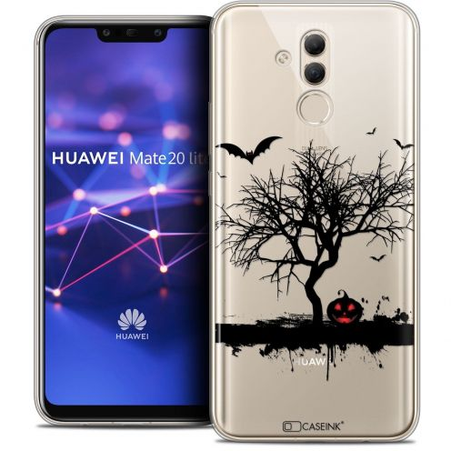 "Coque Crystal Gel Huawei Mate 20 Lite (6.3"") Extra Fine Halloween - Devil's Tree"