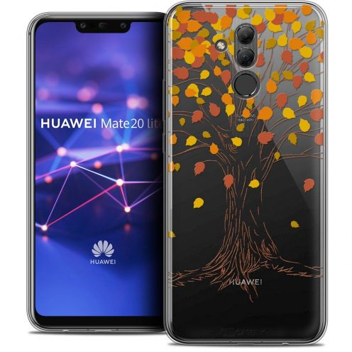 """Coque Crystal Gel Huawei Mate 20 Lite (6.3"""") Extra Fine Autumn 16 - Tree"""