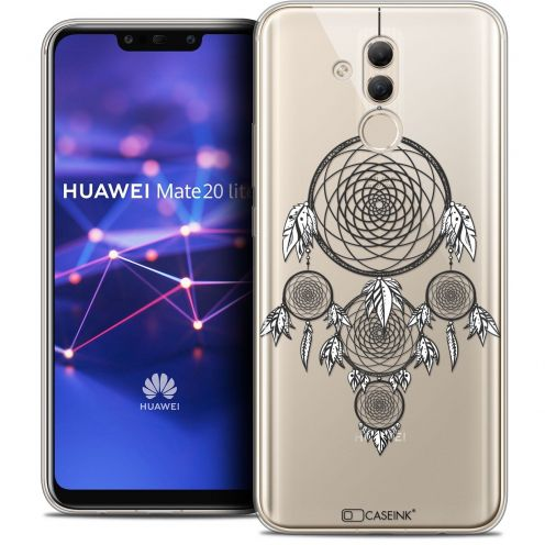 "Coque Crystal Gel Huawei Mate 20 Lite (6.3"") Extra Fine Dreamy - Attrape Rêves NB"