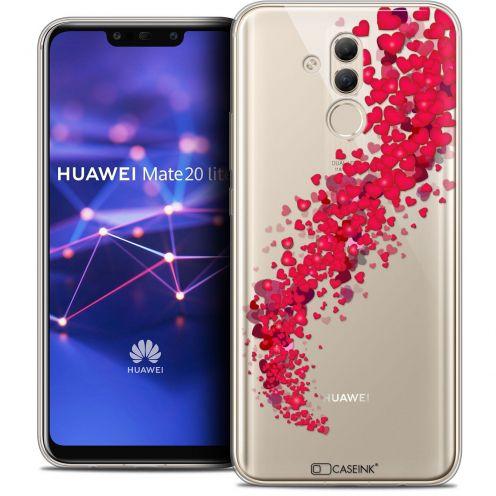 "Coque Crystal Gel Huawei Mate 20 Lite (6.3"") Extra Fine Love - Tornado"