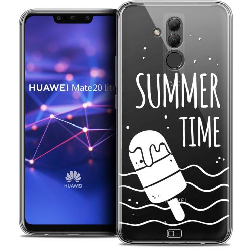 "Coque Crystal Gel Huawei Mate 20 Lite (6.3"") Extra Fine Summer - Summer Time"