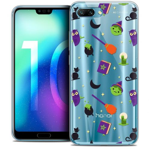 "Coque Crystal Gel Huawei Honor 10 (5.8"") Extra Fine Halloween - Witch Potter"