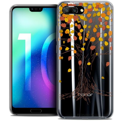 "Coque Crystal Gel Huawei Honor 10 (5.8"") Extra Fine Autumn 16 - Tree"