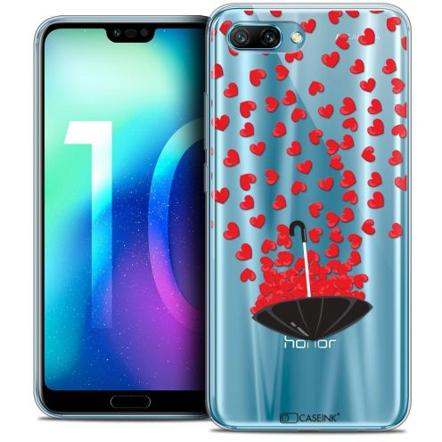 "Coque Crystal Gel Huawei Honor 10 (5.8"") Extra Fine Love - Parapluie d'Amour"
