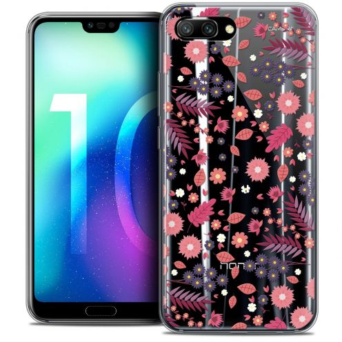 "Coque Crystal Gel Huawei Honor 10 (5.8"") Extra Fine Spring - Printemps"