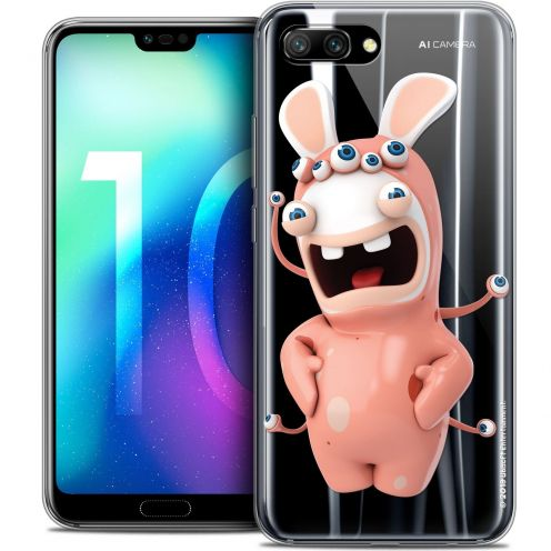 "Coque Gel Huawei Honor 10 (5.8"") Extra Fine Lapins Crétins™ - Extraterrestre"