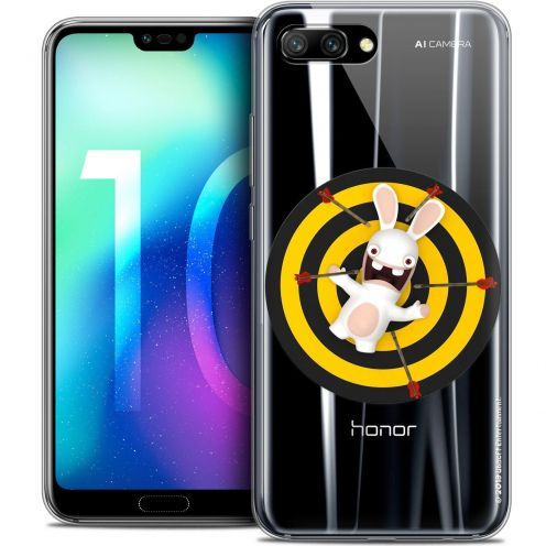"Coque Gel Huawei Honor 10 (5.8"") Extra Fine Lapins Crétins™ - Target"