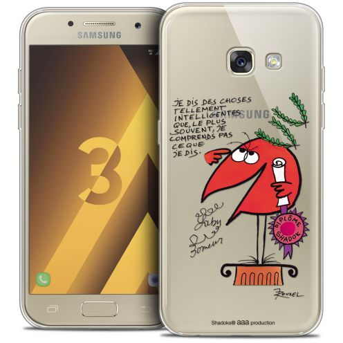 Coque Samsung Galaxy A3 2017 (A320) Extra Fine Les Shadoks® - Intelligent