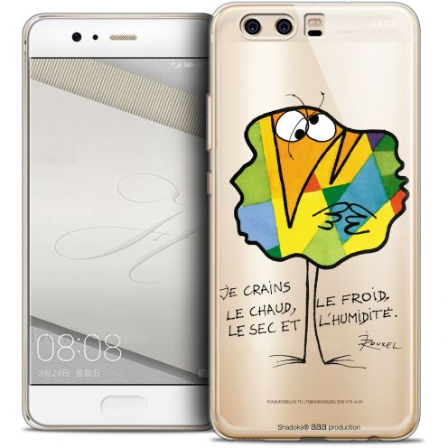 Coque Gel Huawei P10 Extra Fine Les Shadoks® - Chaud ou Froid