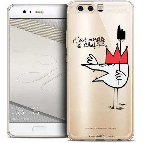 Coque Gel Huawei P10 Extra Fine Les Shadoks® - Le Chef