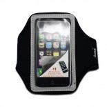 Visuel supplémentaire de Brassard Sport en Néoprène iPhone 3G / iPhone 4 / 4S / Touch Gris