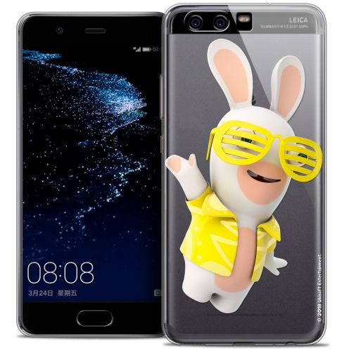 Coque Gel Huawei P10 Extra Fine Lapins Crétins™ - Sun Glassss!