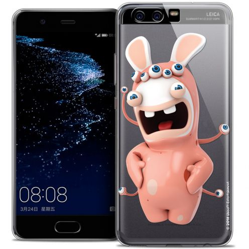 Coque Gel Huawei P10 Extra Fine Lapins Crétins™ - Extraterrestre