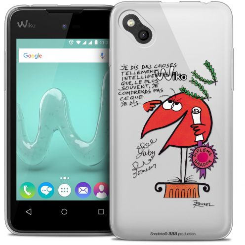 Coque Gel Wiko Sunny Extra Fine Les Shadoks® - Intelligent