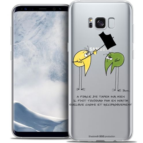 Coque Gel Samsung Galaxy S8 (G950) Extra Fine Les Shadoks® - A Force