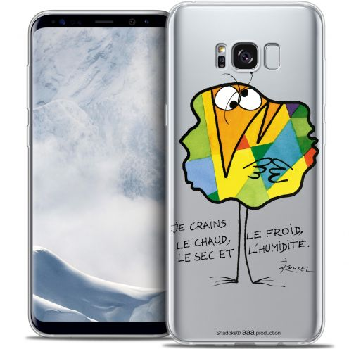 Coque Gel Samsung Galaxy S8+/ Plus (G955) Extra Fine Les Shadoks® - Chaud ou Froid