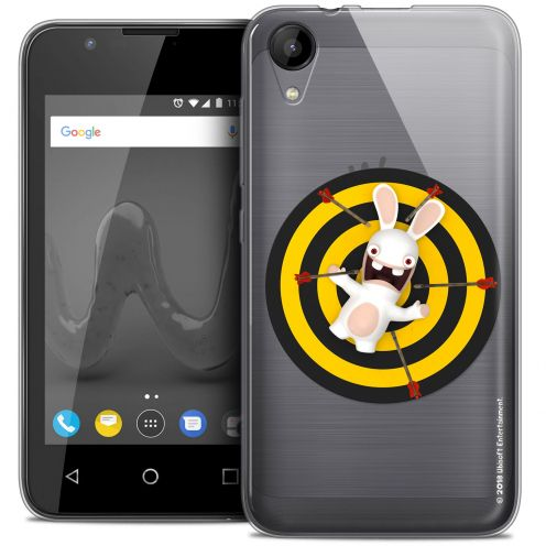 """Coque Wiko Sunny 2 Gel (4"""") Extra Fine Lapins Crétins™ - Target"""