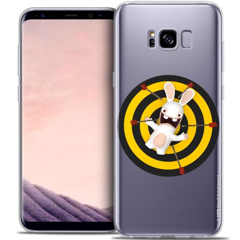 Coque Gel Samsung Galaxy S8+/ Plus (G955) Extra Fine Lapins Crétins™ - Target