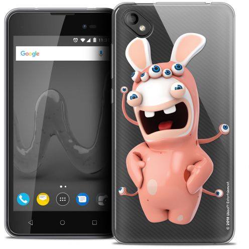 """Coque Gel Wiko Sunny 2 PLUS (5"""") Extra Fine Lapins Crétins™ - Extraterrestre"""