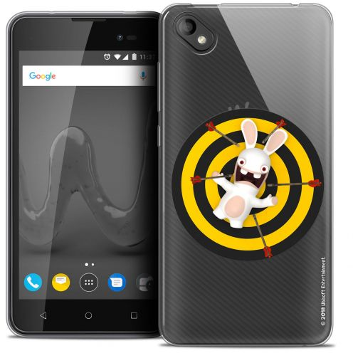 """Coque Gel Wiko Sunny 2 PLUS (5"""") Extra Fine Lapins Crétins™ - Target"""