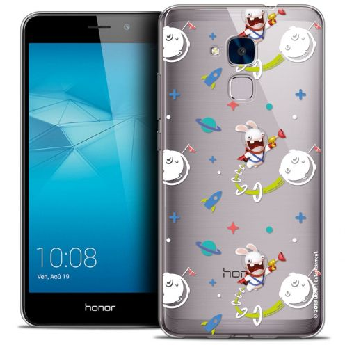 Coque Gel Huawei Honor 5C Extra Fine Lapins Crétins™ - Space 2