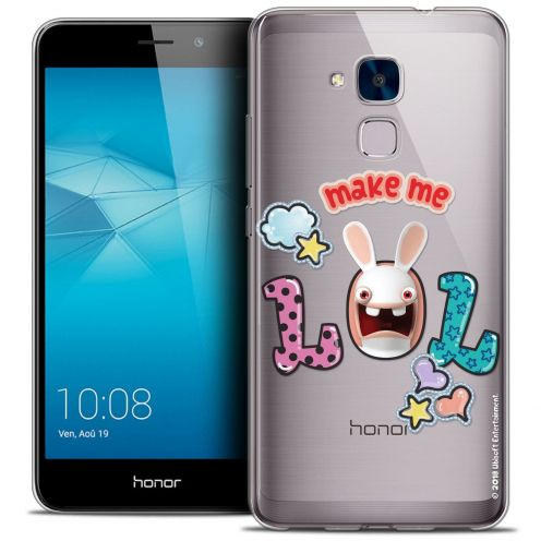 Coque Gel Huawei Honor 5C Extra Fine Lapins Crétins™ - LOL