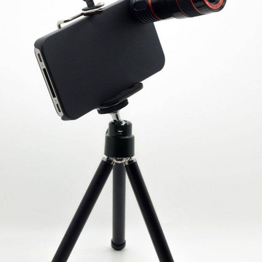 Photo réelle de Télé-objectif ZOOM 8X F1.1 Photo / Video iPhone 4 / 4S