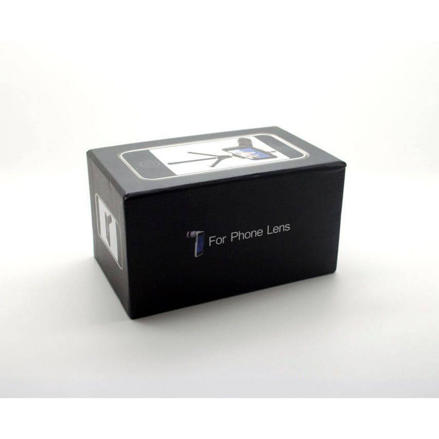 Vue portée de Télé-objectif ZOOM 8X F1.1 Photo / Video iPhone 4 / 4S