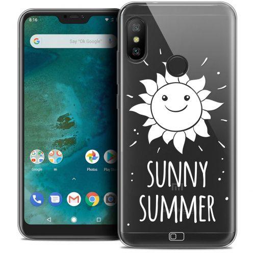 "Coque Crystal Gel Xiaomi Mi A2 LITE (5.8"") Extra Fine Summer - Sunny Summer"
