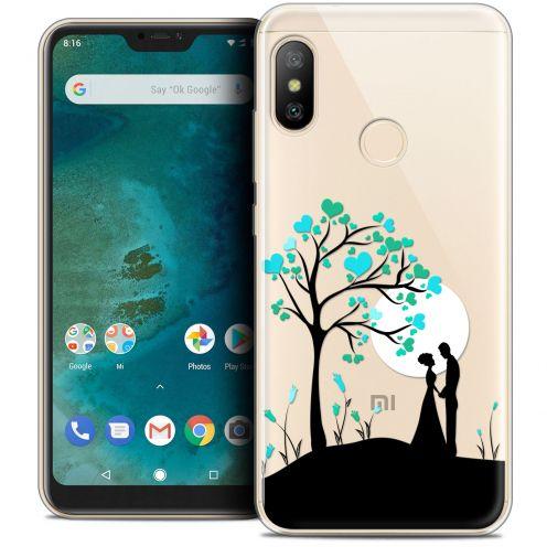 "Coque Crystal Gel Xiaomi Mi A2 LITE (5.8"") Extra Fine Love - Sous l'arbre"