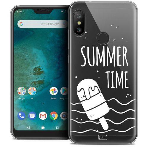"Coque Crystal Gel Xiaomi Mi A2 LITE (5.8"") Extra Fine Summer - Summer Time"