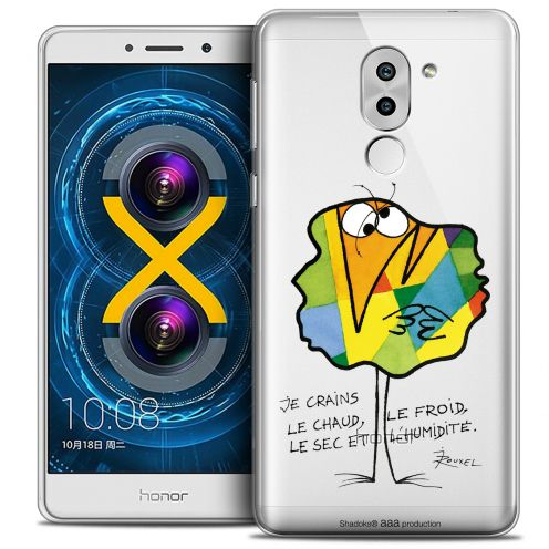 Coque Gel Huawei Honor 6X Extra Fine Les Shadoks® - Chaud ou Froid