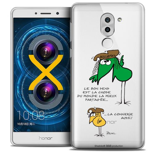 Coque Gel Huawei Honor 6X Extra Fine Les Shadoks® - Le Partage